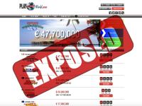 PlayLottoWorld.com screenshort