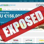 PlayHugeLottos Exposed — Not Available to USA Citizens!