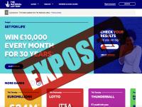 National-lottery.co.uk screenshort