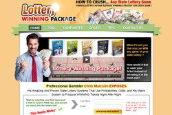 Lottery Winning Package