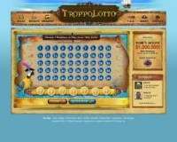 TroppoLotto.com screenshort