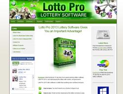 Lotto Pro 2013