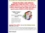 Killer Lotto Software Exposed
