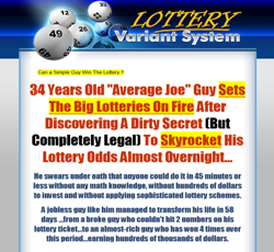 Lotto Variant System