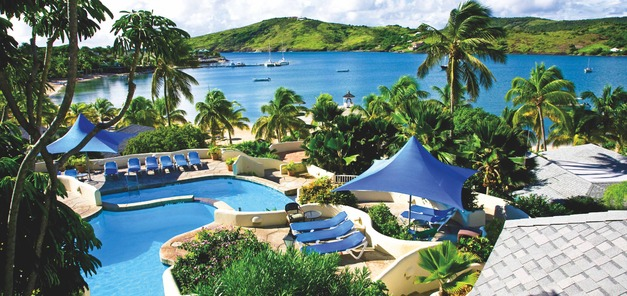 St. James Club in Antigua