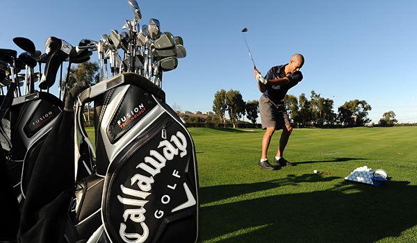 Callaway golf club