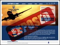 Lottery24.com screenshort