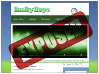 LuckyDays.tv Exposed