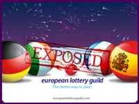 EuropeanLotteryGuild.com screenshort