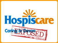 HospisCare.co.uk screenshort