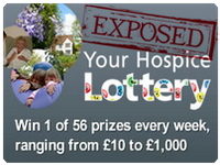 YourHospiceLottery.org.uk screenshort
