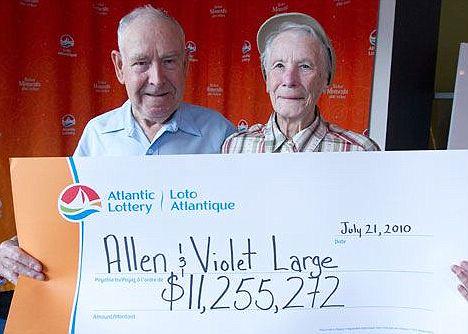 Allen and Violet Large