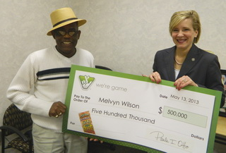 Melvyn Wilson – Total Winnings Approx. $1.5 Million