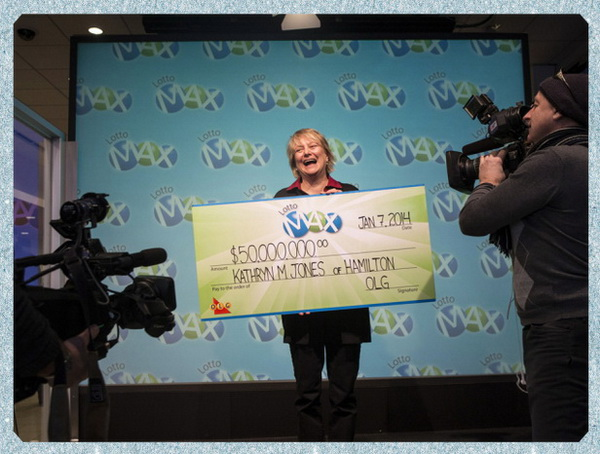 Kathryn Jones – Lost Lottery Ticket, Win Cash