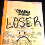 Help! I Lost Millions!!! — C'mon People, Keep Your Lottery Ticket Safe!