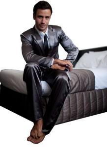 Super Hot Suit Pajamas