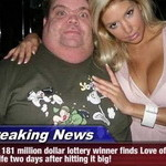 Lottery Winners in Love. Can You Really Have it All?