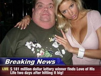 Lottery winners