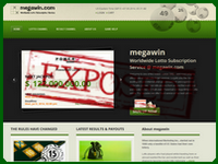 MegaWin.com screenshort