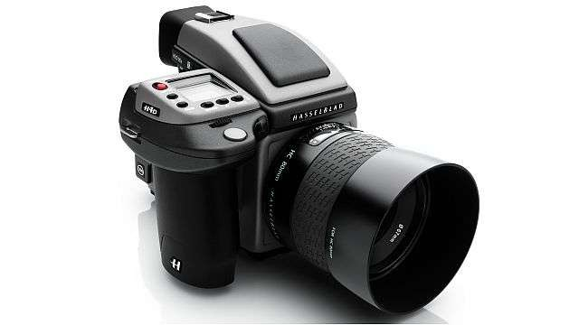 Spend Your Lottery Winnings on Hasselblad H4D 200MS
