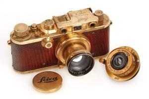 Spend Your Lottery Winnings on Leica Luxus II