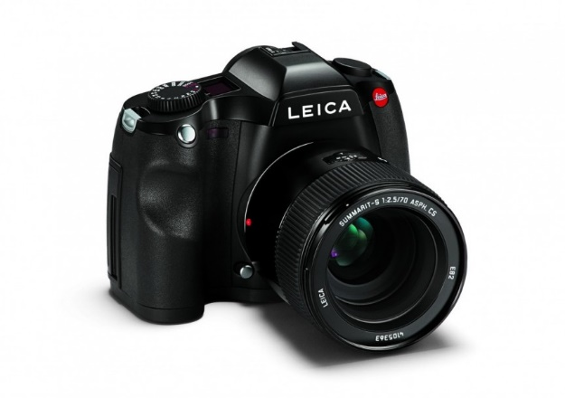 Spend Your Lottery Winnings on Leica S2-P