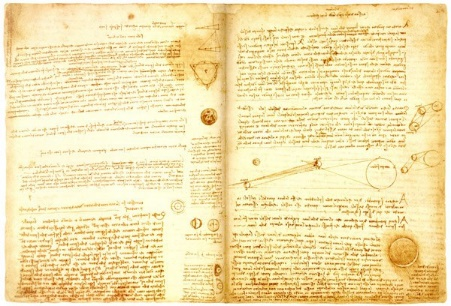 Spend Your Lottery Winnings on The Codex Leicester By: Leonardo da Vinci