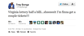 Trey Songs Twitter