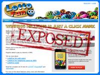 LottoFun.co.za screenshort