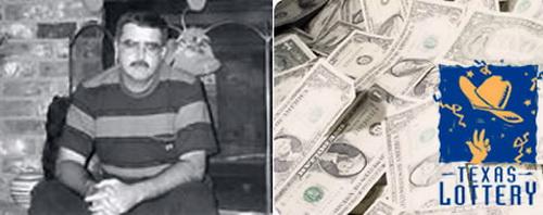 Lottery loser - Billie Bob Harrell Jr.