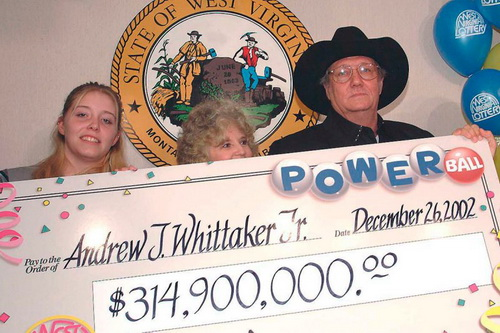 The Biggest Loser Among the Lottery Winners – Jack Whittaker