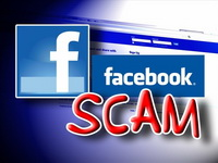 Facebook chat scam