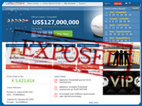 Lotto7stars.com screenshort