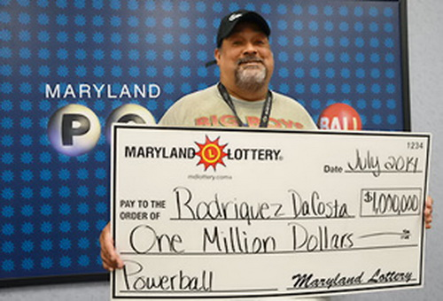 Rodriquez DaCosta - umployed lottery winner