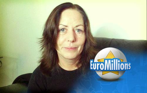 Margaret Loughrey - unemployed lottery winner