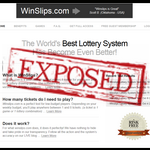 WinSlips Exposed — Give WinSlips the Slip
