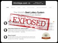 WinSlips Lottery System