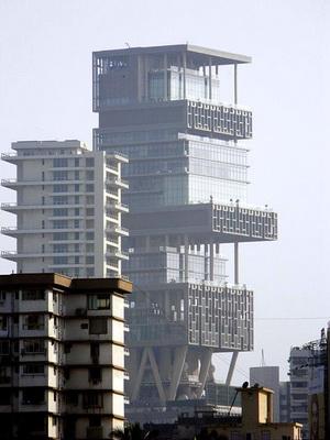 Antilia, Mumbai, India