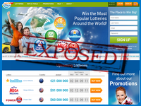 LottoPlace.com screenshort