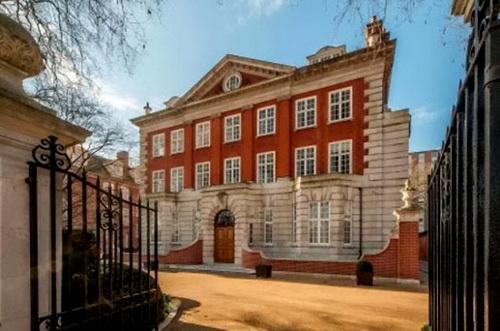 Palace Green, Kensington Palace Gardens, London