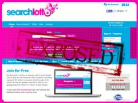 SearchLotto.co.uk screenshort