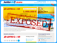 JumboLotto.de screenshort