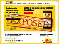 Lotto.nl screenshort