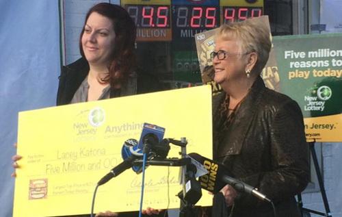 Lottery Winner #4 – Lacey Katona