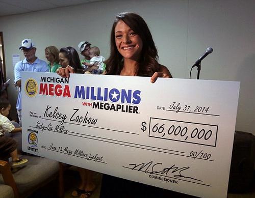 Lottery Winner #2 – Kesley Zachow