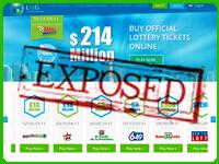 LottoWorldGroup.com screenshort