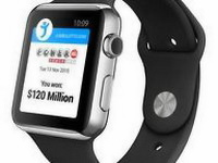 The First Lottery App for Apple Watch