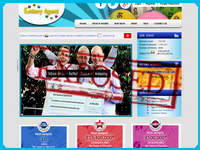 LotteryAgent.org screenshort