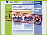 EuroLottery.lu screenshort