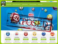 LottoBooker.com screenshort